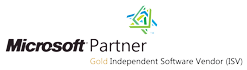 Logo Microsoft Partner Gold Independent Software Vendor